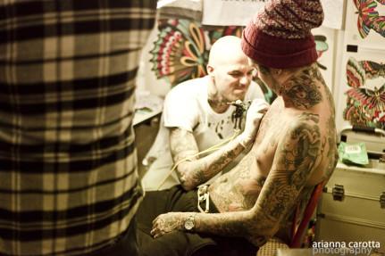 Milano Tattoo Convention 2013