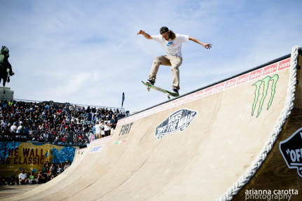 Vans Off The Wall Spring Classic 2014