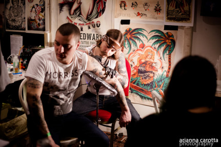 Milano Tattoo Convention 2015