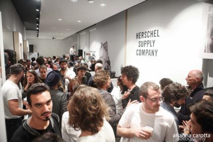 Herschel opening party